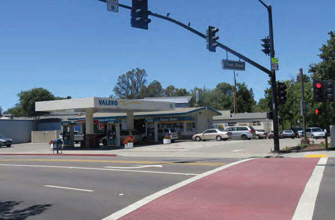 leasing a 38 acre retail space in danville ca